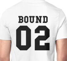 Bound 02 PYREX (black text) Unisex T-Shirt