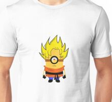 MInion Goku Is Here Unisex T-Shirt