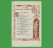 The Old Garden and Other Verses by Margaret Deland and Wade Campbell, Illustrated by Walter Crane 1894 101 - The Golden Rod Kids Tee