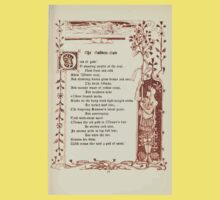 The Old Garden and Other Verses by Margaret Deland and Wade Campbell, Illustrated by Walter Crane 1894 101 - The Golden Rod One Piece - Short Sleeve