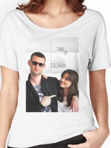 Matt and Jenna Women's Relaxed Fit T-Shirt