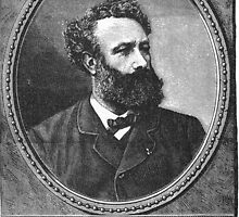 Jules Verne by givemefive