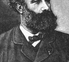 Jules Verne Sticker