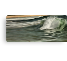 Silken Seas Canvas Print