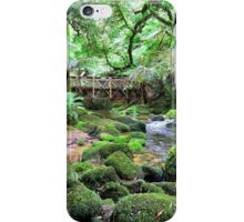 St. Columba Falls Reserve Creek iPhone Case/Skin