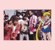 Dipset x Sailor Moon Kids Tee