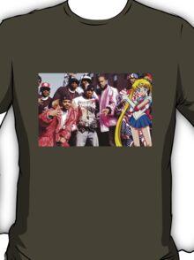 Dipset x Sailor Moon x Clique T-Shirt