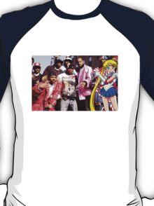 Dipset x Sailor Moon T-Shirt