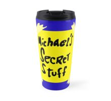 Michael's Secret Stuff - Space Jam Bottle  Travel Mug