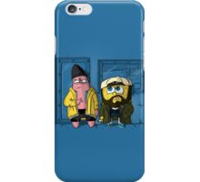 Pat and Silent Bob iPhone Case/Skin