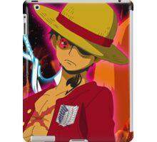 Anime Mashup iPad Case/Skin