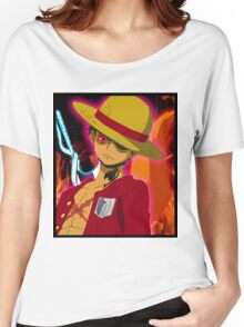 Anime Mashup Women's Relaxed Fit T-Shirt