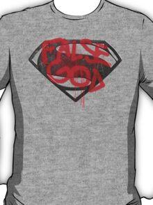 Batman v Superman Dawn of Justice 'False God' T-Shirt