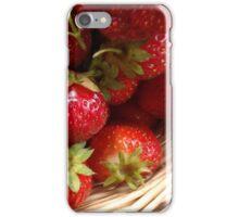Strawberries 2 iPhone Case/Skin
