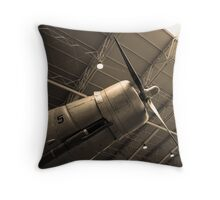 Ancient wings -3- Throw Pillow