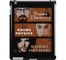 Personal Qualities iPad Case/Skin
