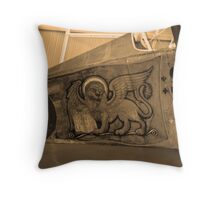 Ancient wings -6- Throw Pillow
