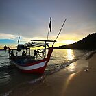 End Of Day At Hai Boey by MiImages