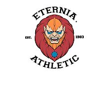 Eternia Athletic Photographic Print