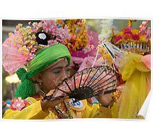Novice Monk Ceremony Poster