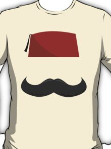 Man with a Fez T-Shirt