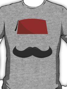 Man with a Fez T-Shirt