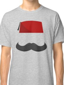 Man with a Fez Classic T-Shirt