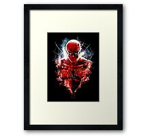 Amazing Spiderman - Spiders are amazing Framed Print