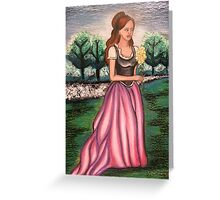 Her Path Greeting Card