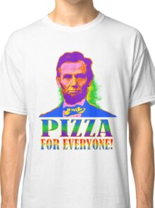 Pizza For Everyone! Classic T-Shirt