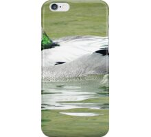 An attractive visitor. iPhone Case/Skin