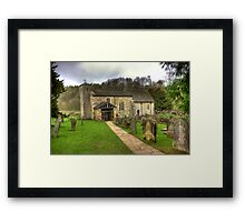 St Gregory's Minster - North Yorkshire Framed Print