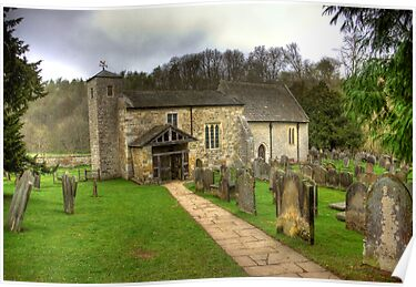 St Gregory&#x27;s Minster - North Yorkshire by Trevor Kersley