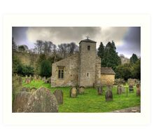 St Gregory's Minster #2 Art Print