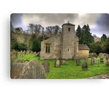 St Gregory's Minster #2 Canvas Print