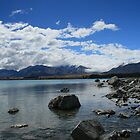 Lake Tekapo by lyra27