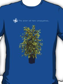 Life Is Strange (Lisa) This Action Will Have Consequences T-Shirt