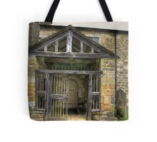 The Entrance St Gregory's Minster Tote Bag