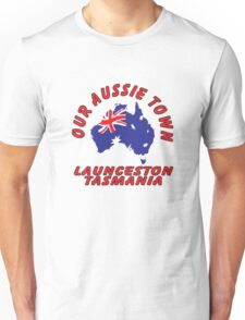 Launceston TAS Unisex T-Shirt