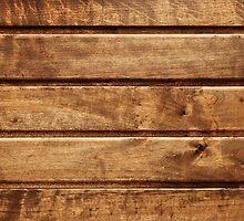 Wooden fence (1) by AbiliTee