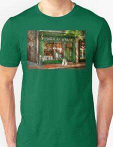 Store Front - Alexandria, VA - The Creamery Unisex T-Shirt