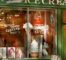 Store Front - Alexandria, VA - The Creamery Sticker