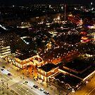 Copenhagen. Tivoli at Night by Igor Shrayer