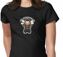 Mr Grumpyface Womens Fitted T-Shirt