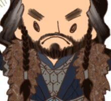 Mr Grumpyface Sticker