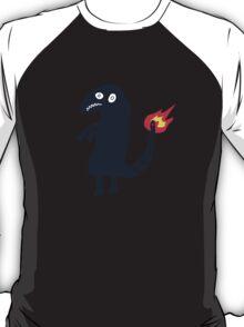 Drunk Charmander tattoo T-Shirt
