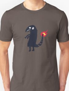 Drunk Charmander tattoo T-Shirt