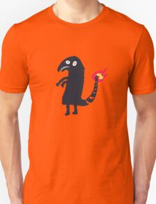 Drunk Charmander tattoo Unisex T-Shirt