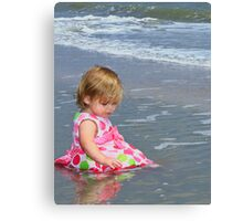 Time for Summer Canvas Print