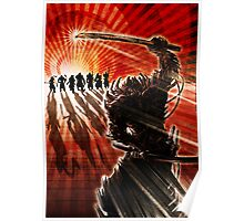 Samurai Showdown- Illustration Poster